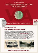 Internationaler Tag der Archive 2020 © StLA